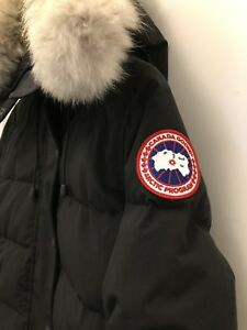 95% new female Canada goose Fusion Fit