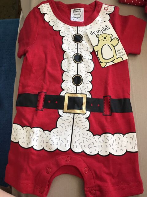 79d1a906220f Christmas Xmas baby romper. Baby  39 s first. Size 000
