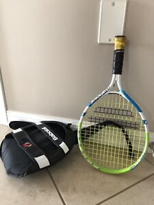 Babolat junior tennis racquet with cover