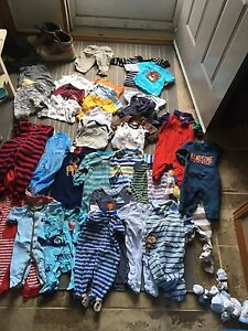 0-9 month baby boy clothes