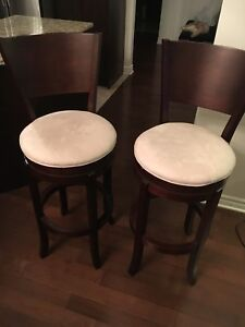 Bar swivel Stools