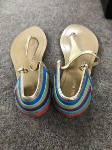 Size 10 Nine West sandals