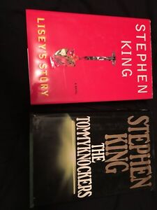 Stephen King Hardcovers
