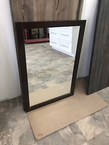 """FOR SALE - 27"""" x 39"""" mirror"""