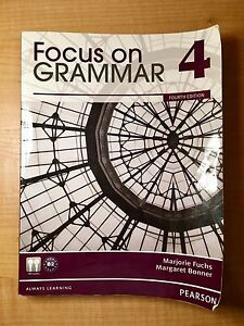 Focus on GRAMMAR 4 ( fourth edition)