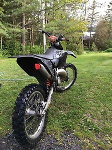 Trade for can am renegade (skidoo and KTM)