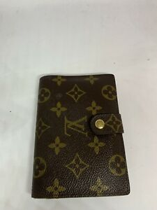 AUTHENTIC LOUIS VUITTON MONOGRAM BI LOCK WALLET paid $650