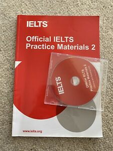IELTS practice materials 2 (used) Bowral Bowral Area Preview