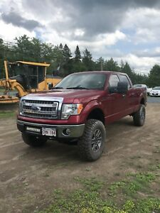 2013 Ford F-150 5.0 Lifted