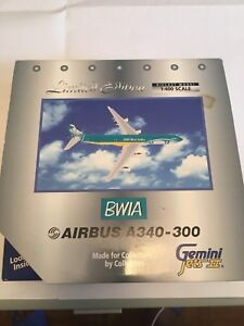 Brand New BWIA Airplane Model