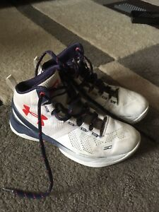 Under Armour SC Kids Basketball Shoes - Size 4.5Y