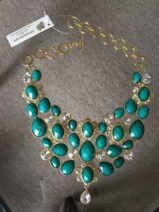 Amrita Singh statement necklace