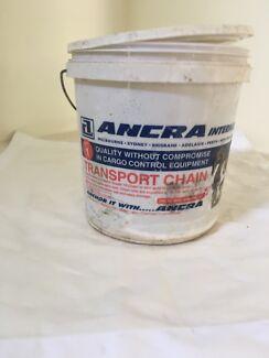 Ancra Transport Chain - 8mm x 9mtr