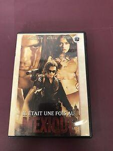 DVD Il était une fois au Mexique