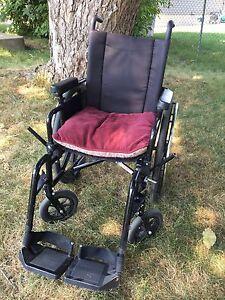 Maple Leaf Basic Wheelchair