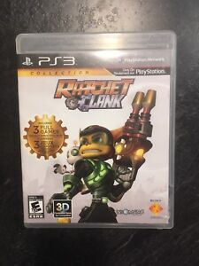 Ratchet and Clank Collection PS3