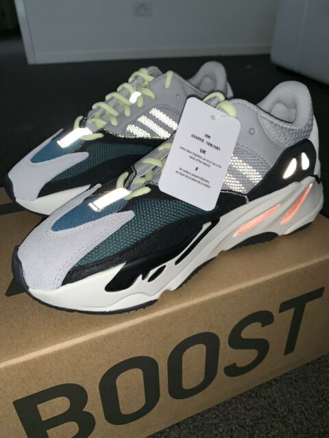 438c495a750e8 Brand New Adidas Yeezy Wave Runner 700 Solid Grey