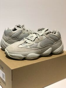 UP FOR SALE! ADIDAS YEEZY 500 SALT SIZE 10 MENS! BRAND NEW!
