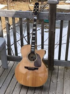 For Trade: High End - Takamine TF250 SMC