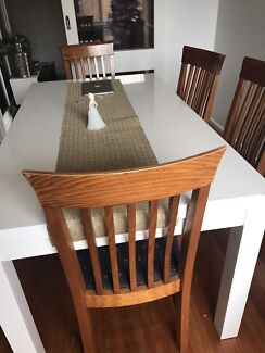 Dining set with buffet and coffee table 3 items for price if 1