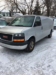 Gmc savana 2008 2500 allongé