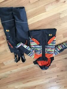Boys size 5 monster snowsuit