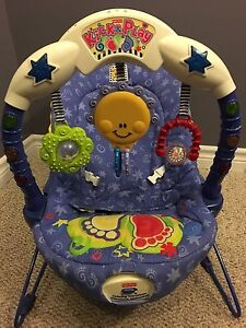 Fisher Price Kick and Play Chair