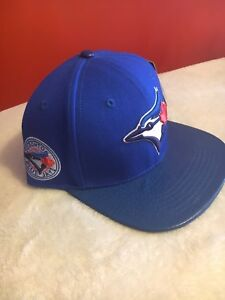 Deluxe Blue Jays Strap-back NEW
