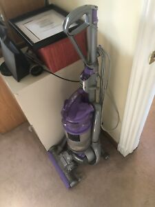 Dyson upright The Ball (DC 15) vacuum cleaner and accessories