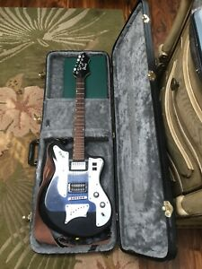 JETKING IBANEZ ELECTRIC GUITAR WITH AMP AND CASE