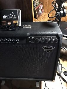 Fender stage 1600 guitar amp
