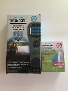 Thermacell avec/with recharge (chasse moustique)