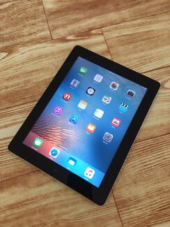 black Ipad 2 16gb wifi tablet