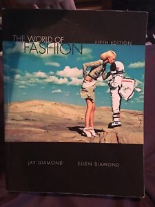 The world of fashion text book