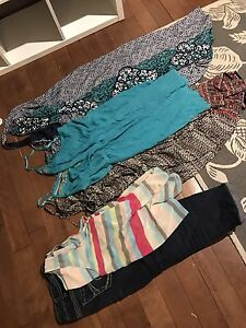 Lot of plus sized women's clothes