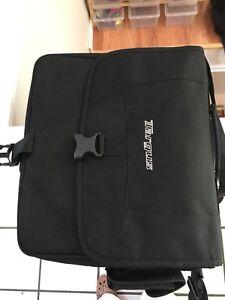 Laptop shoulder bag $10