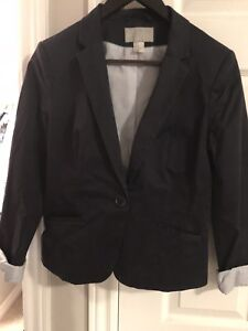 H&M fitted women's blazers