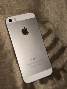 Silver 12G iPhone 5S