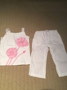 Size 4 toddler girl summer clothes