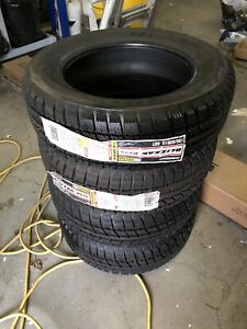 Bridgestone blizzak 1956015 winter tires new