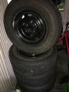 Dodge Ram 1500 winter tires