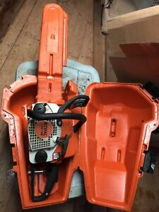 STIHL MS 170 with lots of Accessoires