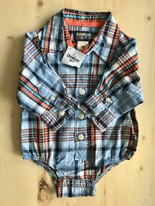 Brand New Osh Kosh 3 month dress shirt