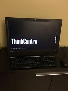 ThinkCentre All-in-One Desktop - 1TB, Office