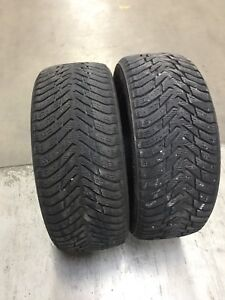 215 55 R16 Nokian Winter Tires