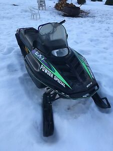1995 Arctic Cat 580
