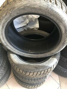 225/50R17-Bridgestone Blizzak winter tires