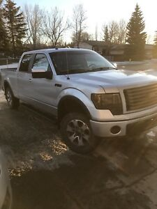 F150 fx4 4x4 leather