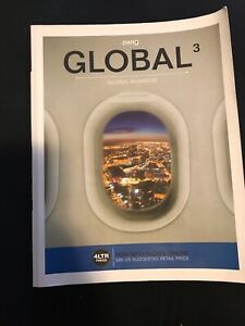 Global business textbook