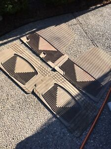 Cannon Water tech Car mats, usable for truck.